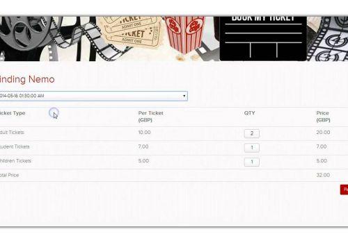Event Management & Ticket Booking Platform - Video Tour - Binaryfolks
