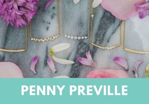 Penny Preville - Spring Lookbook