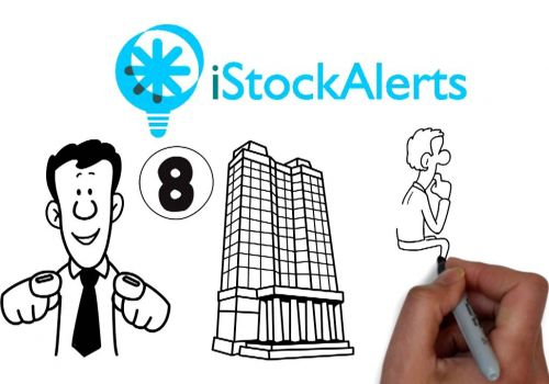iStockAlerts: Easy-To-Use Mobile Trading App