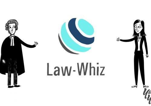 Law-Whiz - Whiteboard Animated Explainer Video