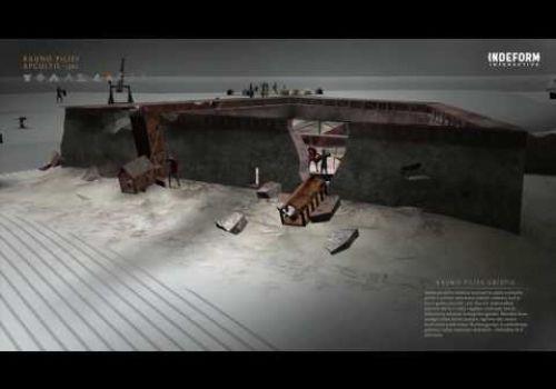 An Interactive Kaunas Castle Siege, 1362