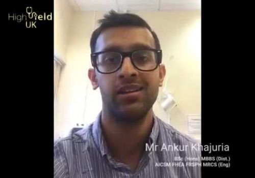 Mandy Web Design | Client Ankur Khajuria, Founder High Yield UK | Feedback and Review