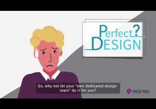 Slides Wizard - Explainer Video w/ Subtitles | Pulse Pixel