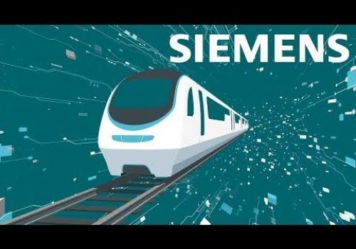 ANIMATION // Siemens Rail Challenge