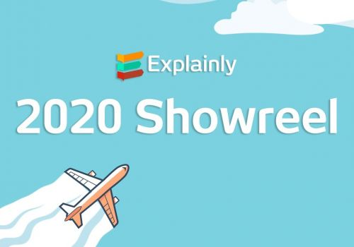 Explainly Animation Reel - 2020