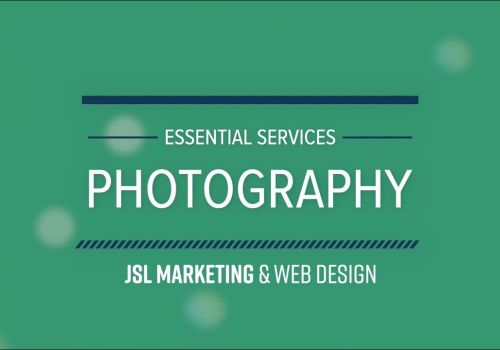 JSL Essential Services: Photography