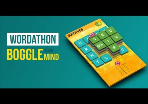 Wordathon: Classic Word Game on Android