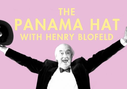 The Panama Hat with Henry Blofeld (Ask Blowers #1)