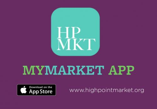 MyMarket App High Point Market Planning Tool