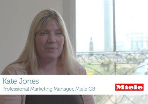 TTMC Client, Kate Jones, Miele