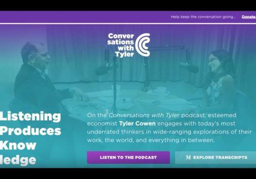 Conversations With Tyler Walkthrough