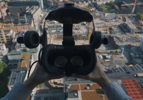 Virtual reality: Kom med ind i en bolig, der endnu ikke er bygget