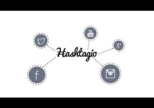 Why Hashtagio?