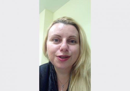 Йоана Беневрешка - мениджър на детски езиков лагер Lucky Kids