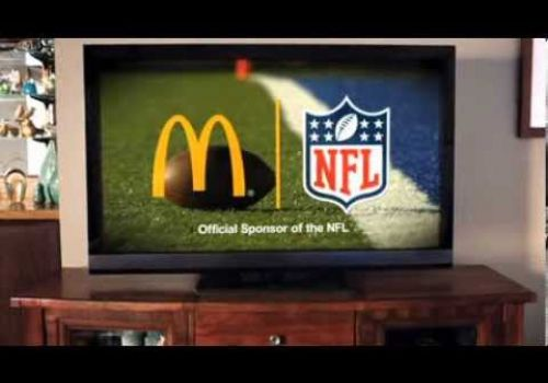 McDonalds McDouble TV Commercial