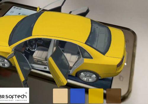 Augmented Reality Demo by AR App Development Company