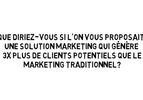 Qu'est ce que le Inbound Marketing?