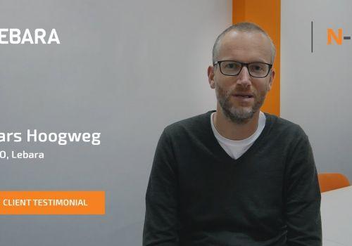 Lars Hoogweg - N-iX and Lebara Experience