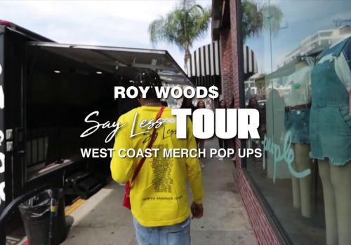 Roy Woods- Say Less Tour 1