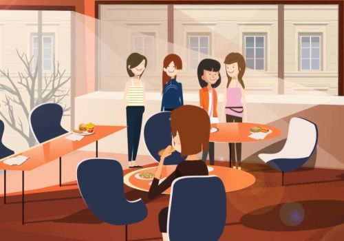 Study Safe   App explainer video   2D animation
