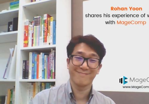 Magento Instagram Pro Customer Testimonial by Rohan Yoon for MageComp