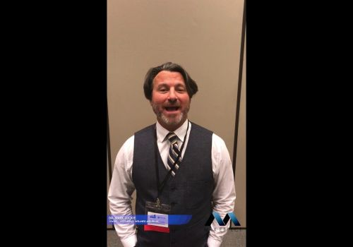 Max Effect Marketing Testimonial - Dr. Mark Luckie