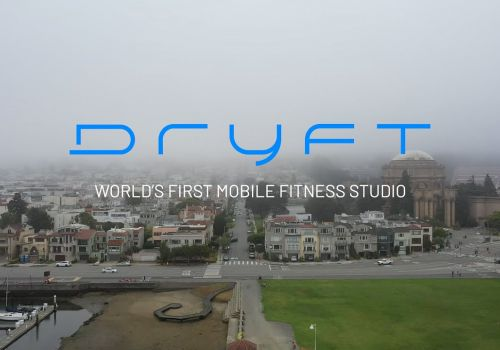 Dryft, World's First Mobile Fitness Studio