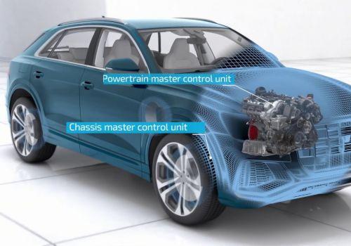 Infopulse Cars - 3d Video