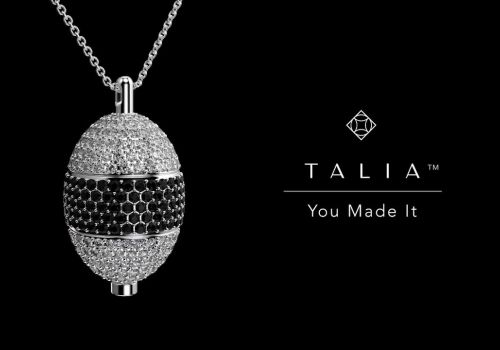 Talia: The story behind the jewelry
