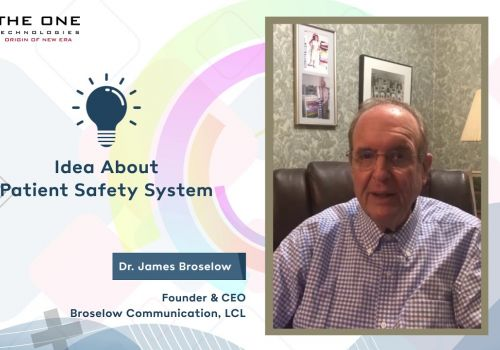 Client testimonial by Dr. James Broselow for Mobile & Web Development