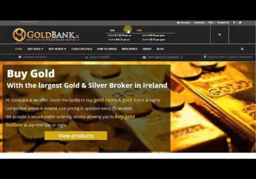 goldbank ecommerce video