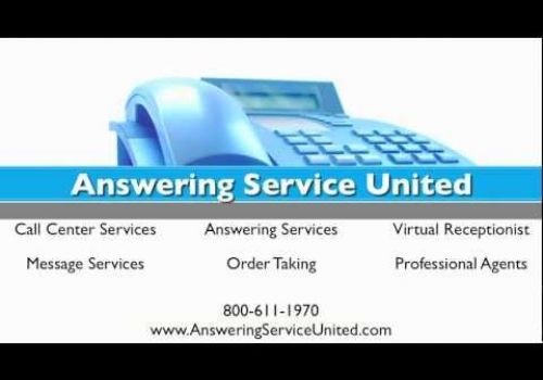 Answering Service United - US Based Call Center Company