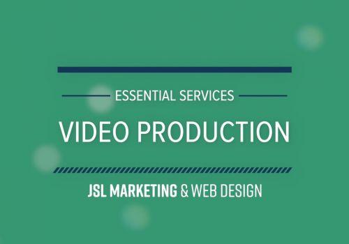 JSL Essential Services: Video Production