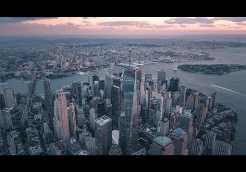 Helicopter in NYC | In The End (Mellen Gi & Tommee Profitt Remix)