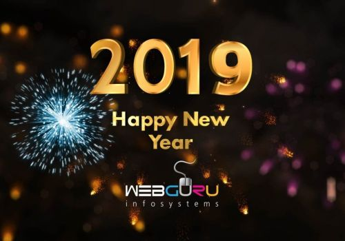 Greetings on Happy New Year 2019!