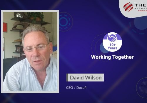 Client Testimonial by David Wilson For Mobile Development Service