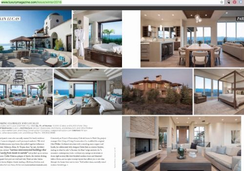Luxury Property PR SEO Content Marketing - Casa Fryzer - SEO Agency