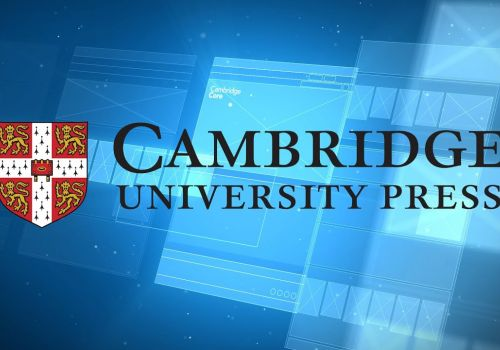 EXPLAINER ANIMATION // Cambridge University Press