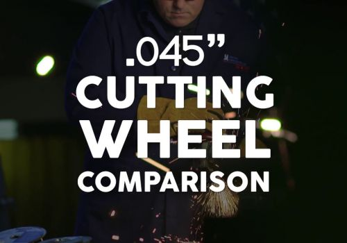 "Product Comparison: .045"" Cutting Wheel"