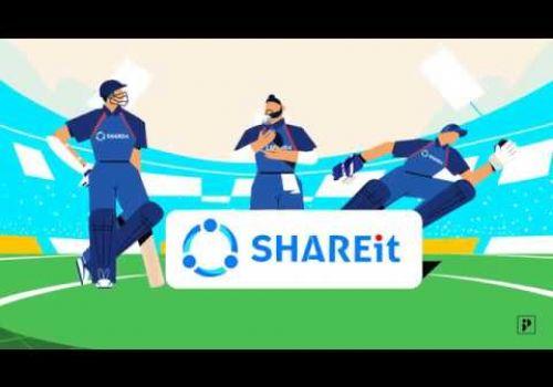 ShareIT app explainer video   IPL live score app