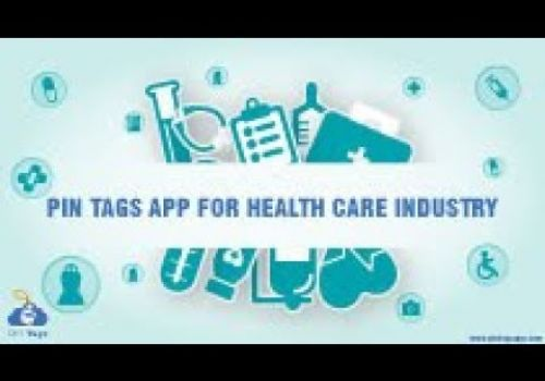 Pin Tags -  Health Care
