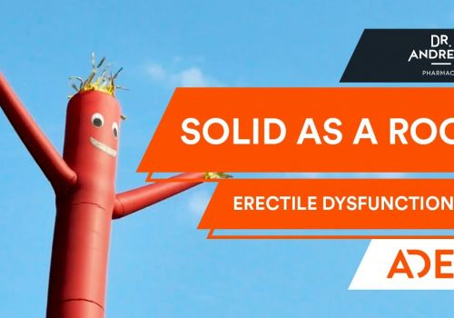 DR Andrews - SOLID - Erectile Dysfunction Ad.