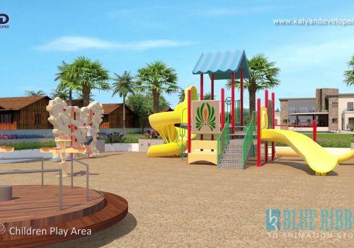 Kalash Plot 3d walkthorugh devlop By Blueribbon 3d animation studio