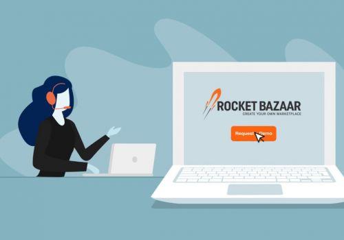 Rocket Bazaar - A Multi-Vendor Marketplace Extension