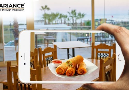 Augmented Reality Powered Multilingual Menu for Restaurants