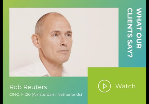 Rob Reuters, Fit20 VideoReview