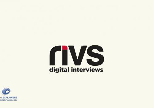 Motion Graphics - Rivs Digital Interviews By Video Explainers