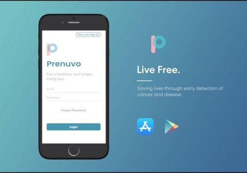 Prenuvo App Demo Video