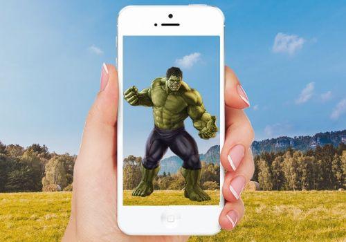 Augmented Reality (AR) - Demo - 2