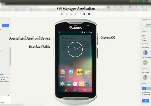 Custom android OS manager - Video Tour - Binaryfolks